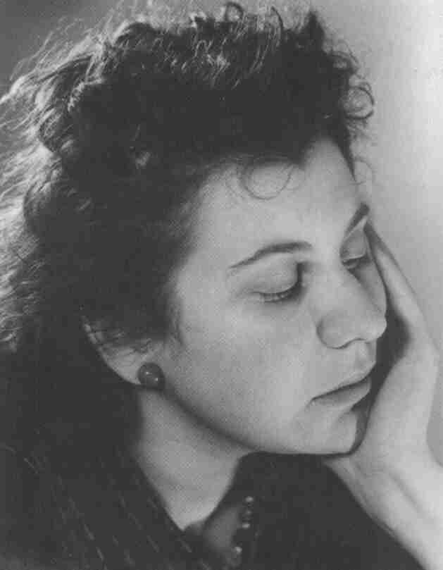 Etty Hillesum, circa 1940