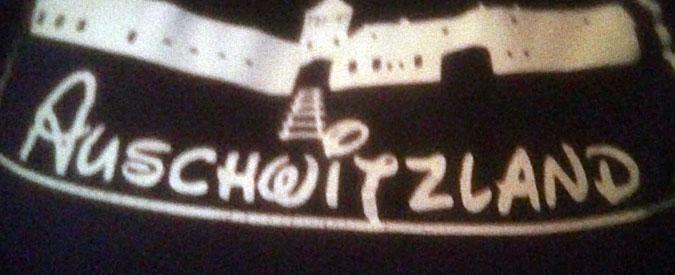 Antisemitisch t-shirt in Predappio