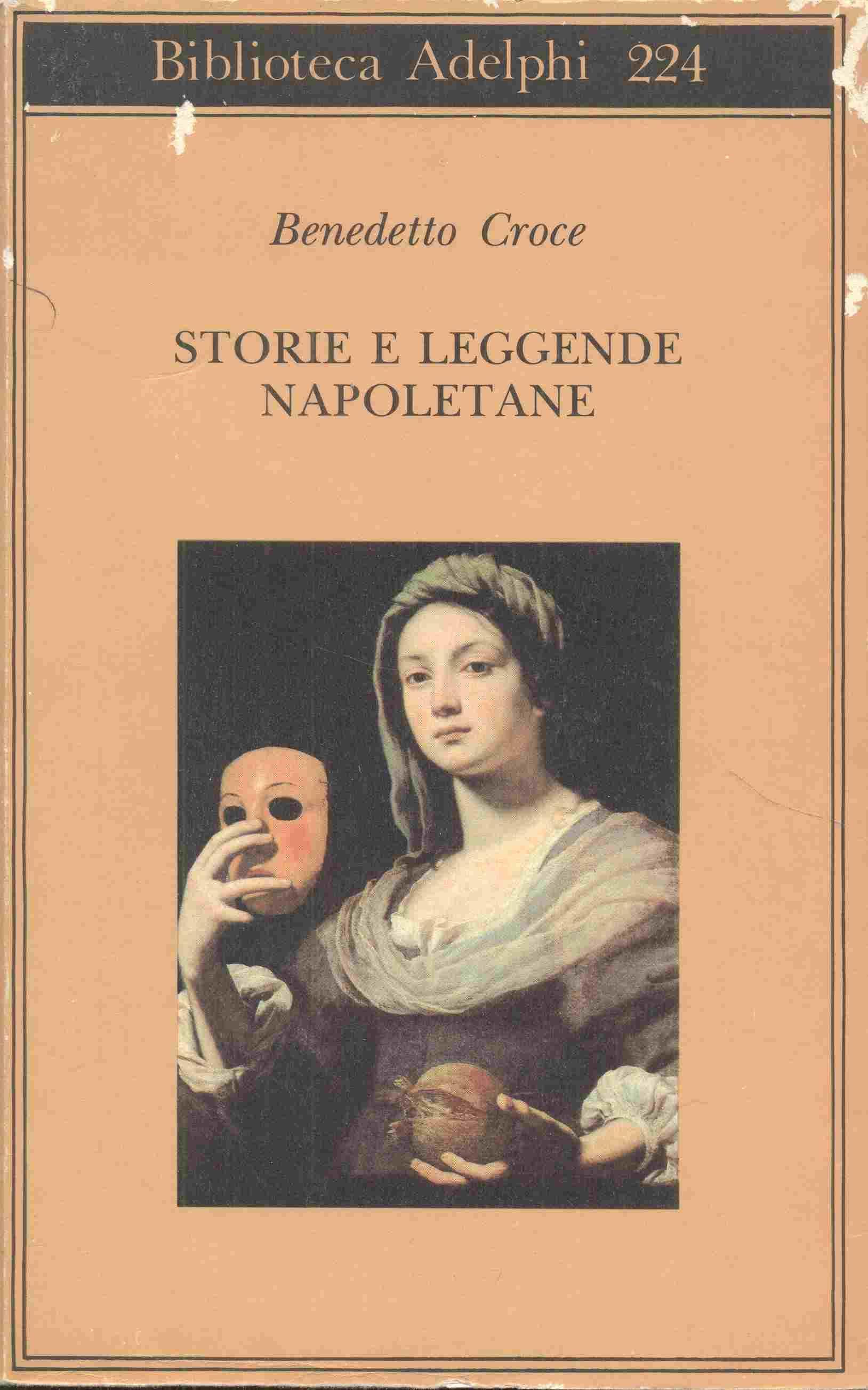 Croce's beroemde boek met daarin de Napolitaanse legende de put van de krokodil