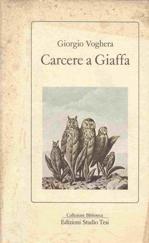 Giorgio Voghera: vergeten moralist (1908-1999)